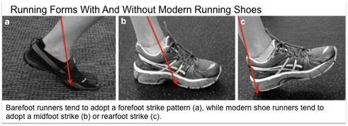 Does Barefoot Running Prevent InjuriesExercise Medicine fg76yb